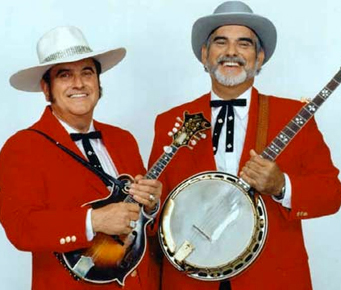 Osborne Brothers At Grand Ole Opry