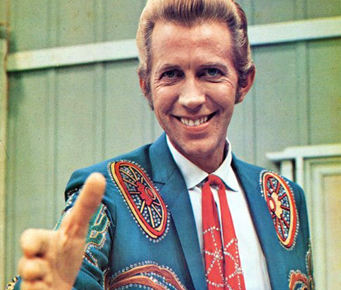 Porter Wagoner At Grand Ole Opry