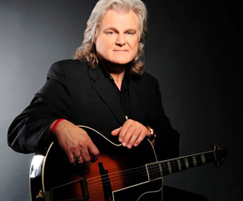 Ricky Skaggs At Grand Ole Opry
