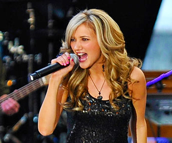 Sarah Darling At Grand Ole Opry