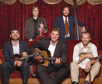 Steep Canyon Rangers At Grand Ole Opry