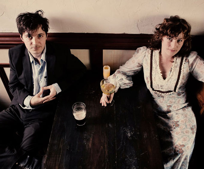 Shovels & Rope At Grand Ole Opry