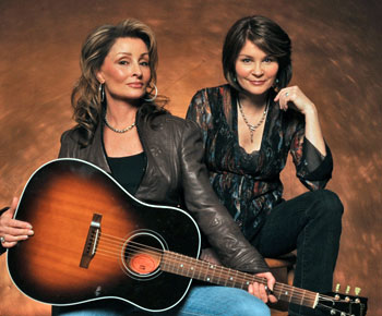 Sweethearts of the Rodeo At Grand Ole Opry
