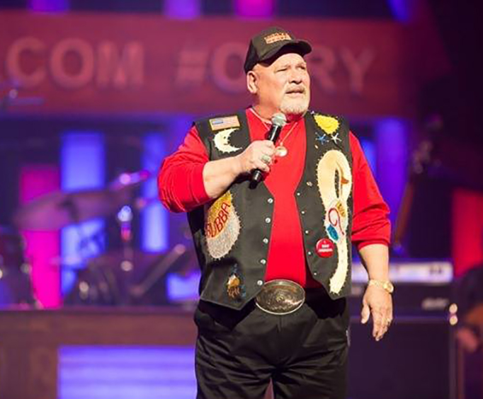 T Bubba Bechtol At Grand Ole Opry