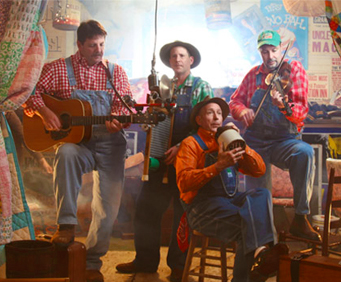 Tennessee Mafia Jug Band At Grand Ole Opry