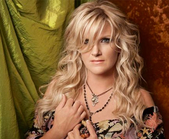 Trisha Yearwood At Grand Ole Opry