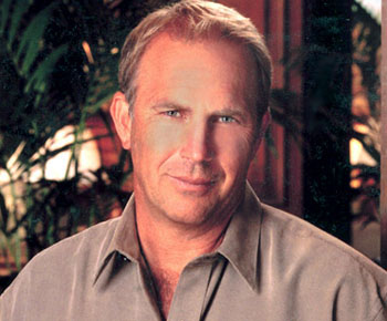 Kevin Costner At Grand Ole Opry