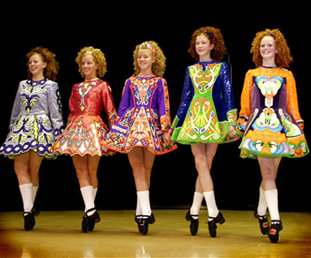 Nashville Irish Step Dancers At Grand Ole Opry